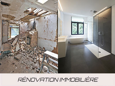 renovation immobiliere